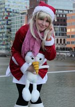 Cosplay-Cover: Lucy Heartfilia [Christmas]