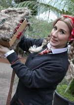 Cosplay-Cover: Lavender Brown