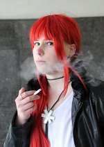 Cosplay-Cover: Mikoto Suoh [Femal]