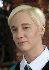 Cosplay-Cover: Draco Malfoy - 6th grade