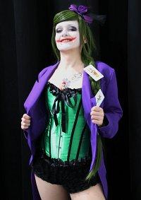 Cosplay-Cover: Joker - female (Burlesque)