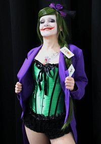Cosplay-Cover: Joker - female (Burlesque)