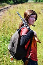 Cosplay-Cover: Ellie ( The last of us)