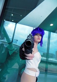 Cosplay-Cover: Major Kusanagi (S.A.C. default outfit)