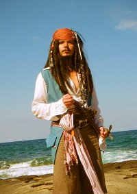 Cosplay-Cover: Jack Sparrow