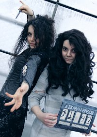 Cosplay-Cover: Bellatrix Lestrange [Azkaban]