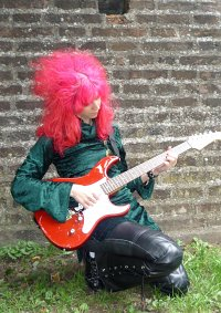 Cosplay-Cover: hide.