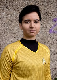 Cosplay-Cover: Hikaru Sulu (Into Darkness)