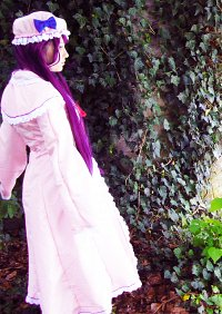 Cosplay-Cover: Patchouli Knowledge