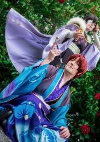 Cosplay-Cover: Sakunosuke Oda [Kimono]