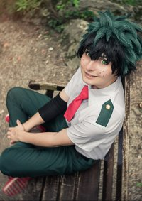Cosplay-Cover: Midoriya Izuku (Summer Uniform)