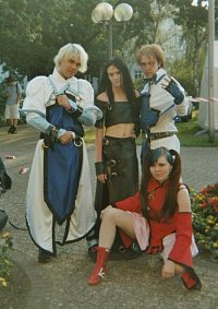 Cosplay-Cover: jam aus GG X