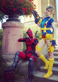 Cosplay-Cover: Cable (Comic) (Nathan Summers) Genderbent