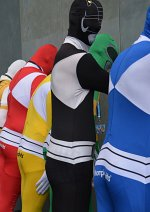 Cosplay-Cover: Weißer Power Ranger
