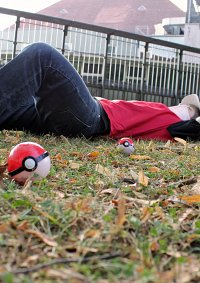 Cosplay-Cover: Red [Firered/ Leafgreen]