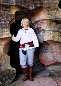 Cosplay-Cover: Tiz Arrior