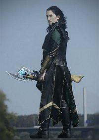 Cosplay-Cover: Loki Laufeyson (The Avengers)