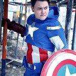Cosplay: Steve Roggers - Captain America [Avengers Version]