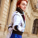 Cosplay: Prince Hans of the Southern Isles