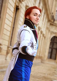 Cosplay-Cover: Prince Hans of the Southern Isles