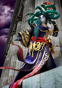 Cosplay-Cover: Medusa