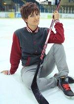 Cosplay-Cover: Reuben Masaad [Hockey Homo]