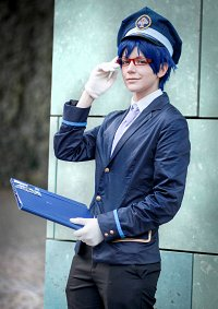 Cosplay-Cover: Ryugazaki Rei [Conductor]
