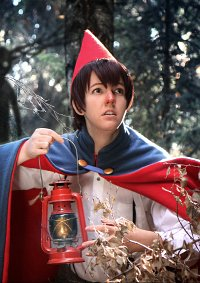 Cosplay-Cover: Wirt [Over The Garden Wall]