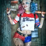 Cosplay: Harley Quinn ☆ [Suicide Squad]