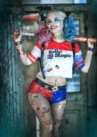 Cosplay-Cover: Harley Quinn ☆ [Suicide Squad]