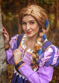 Cosplay-Cover: Rapunzel -historische Version-