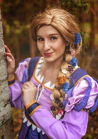 Cosplay-Cover: Rapunzel -historische Version-