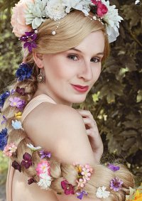 Cosplay-Cover: Goddess Rapunzel