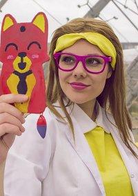 Cosplay-Cover: Honey Lemon [Lab Coat]
