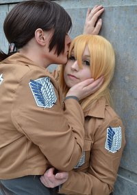 Cosplay-Cover: Ymir [Scouting Legion]