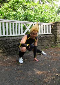 Cosplay-Cover: Lightning Max