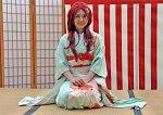 Cosplay-Cover: Kimono-Dings