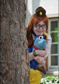 Cosplay-Cover: Bessie Higgenbottom (Mighty B!)