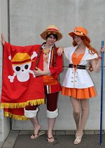 Cosplay-Cover: Luffy (17th Opening)