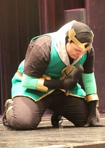 Cosplay-Cover: Kid!Loki [Young Avengers]