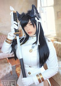 Cosplay-Cover: Atago