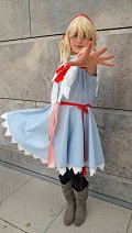 Cosplay-Cover: Alice Margatroid
