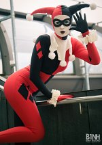 Cosplay-Cover: Harley Quinn [ Batman, the animated series ]