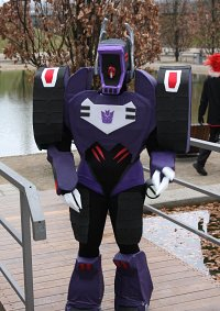 Cosplay-Cover: Shockwave