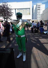 Cosplay-Cover: Zyuranger DragonRanger / Green Ranger