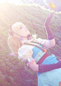 Cosplay-Cover: Agnetha
