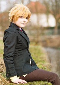 Cosplay-Cover: Hazuki Nagisa ~ Winter Uniform