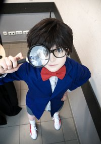Cosplay-Cover: Edogawa Conan