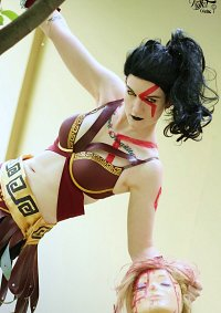 Cosplay-Cover: Female!Kratos