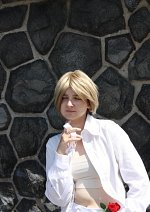 Cosplay-Cover: Tamaki Suo (White Edition)